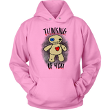 Thinking of You Voodoo Hoodie