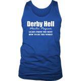 Derby Hell Mentor Mens Tank