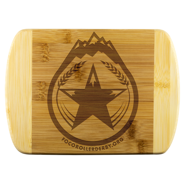 FOCO Roller Derby Serving Board