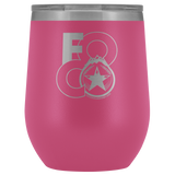FOCO Roller Derby Insulated Wine Tumbler