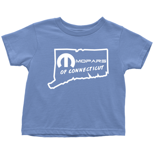 MOPARS of Connecticut Toddler Tee