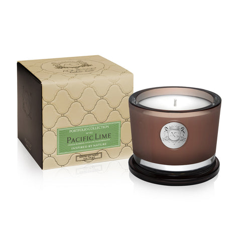 Pacific Lime Scented Candle Small