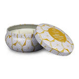 Creamy Coconut Mango Scented Candle Tin