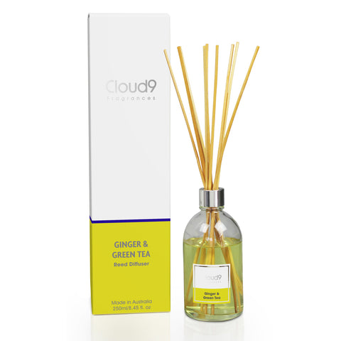 Ginger & Green Tea Reed Diffuser