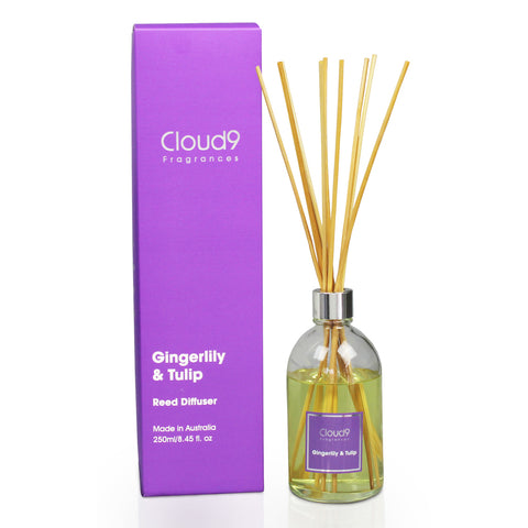 Gingerlily & Tulip Reed Diffuser