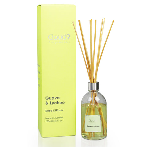 Guava & Lychee Reed Diffuser