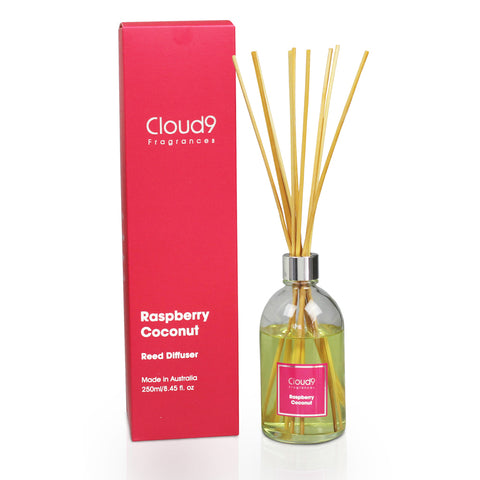 Raspberry Coconut Reed Diffuser