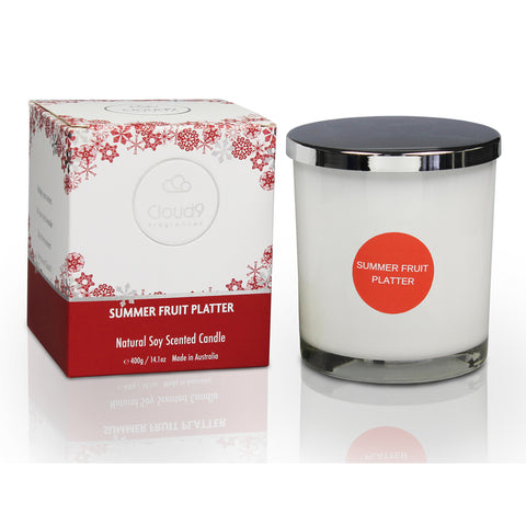 Summer Fruit Platter Scented Candle