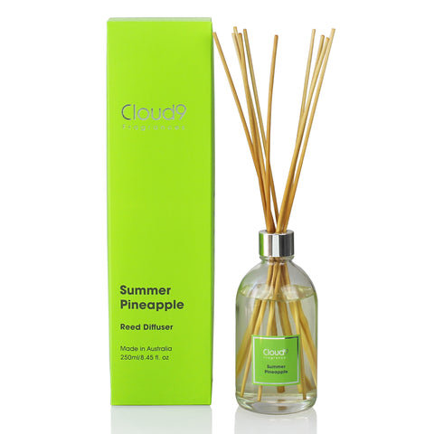 Summer Pineapple Reed Diffuser