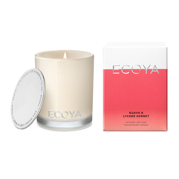 Guava & Lychee Sorbet Scented Candle Mini
