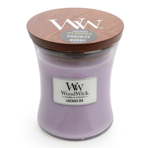 Lavender Spa Scented Candle