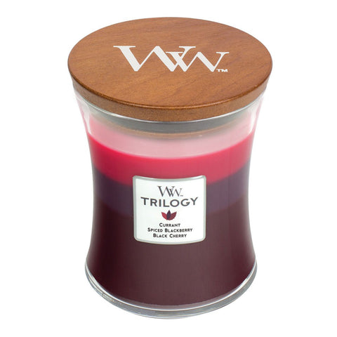 Sun Ripened Berries Scented Candle