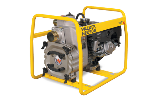 "WACKER NEUSON 2"" SELF PRIMING TRASH PUMP PT 2A SKU# 0009092"
