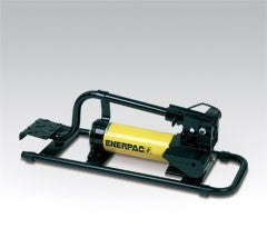 ENERPAC P-392FP LIGHTWEIGHT HYDRAULIC MANUAL FOOT PUMP