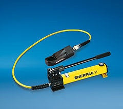 "ENERPAC ST-SERIES STN-1924H HYDRAULIC NUT CUTTER SPLITTER TOOL PUMP SET CUTS .75""-.94"" NUTS"