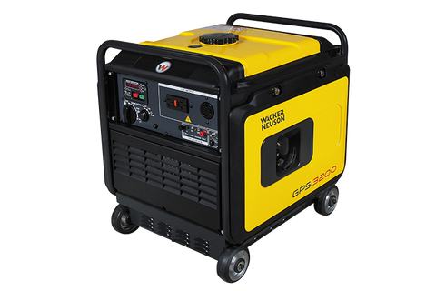 WACKER NEUSON PREMIUM PORTABLE INVERTER GENERATOR ELECTRIC/RECOIL START GPSi 3200 GPSi3200 SKU# 0620961