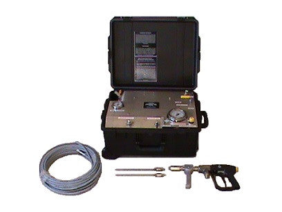 HYDRO TECHNOLOGY SYSTEMS INC. HPZ-09 Mobile Water Jet Packing Extractor PACKING TOOL