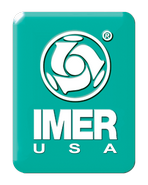 IMER Part 3207397 ROLLER USE 3207525 WITH BEARING