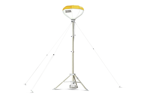 WACKER NEUSON LIGHT BALLOON WITH TRIPOD LBS 110M SKU# 5200019109
