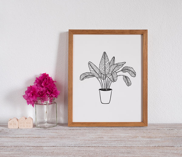 frankies-girl-art-print-office-plant
