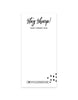 Stay Sharp Notepad - was $9.95 now $4.00