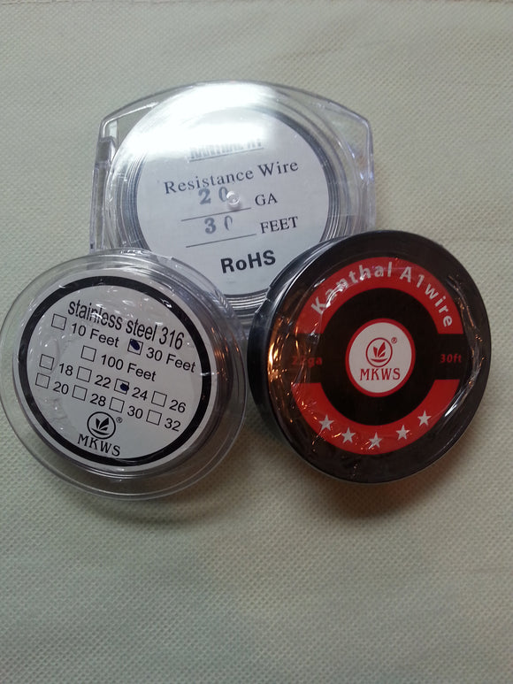 Various Kanthal Wire