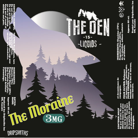 The Den Moraine