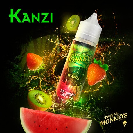 Kanzi by 12 Monkeys
