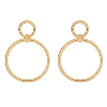 Iconic Hoops - Gold - Juxta Boutique