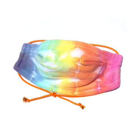 5 Layer RNBW Tie Dye Face Mask