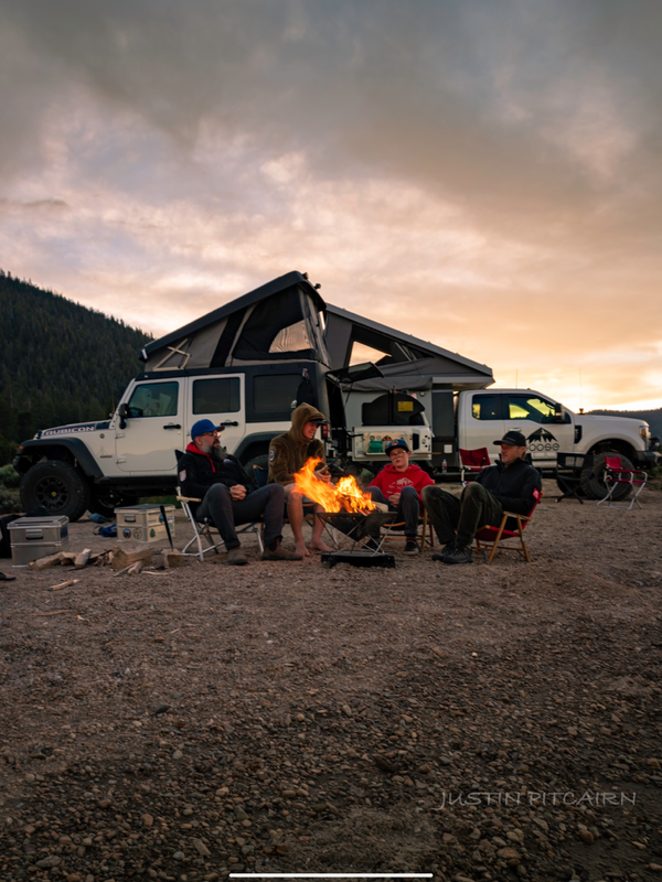 Less Work, More Camping with Goose Gear