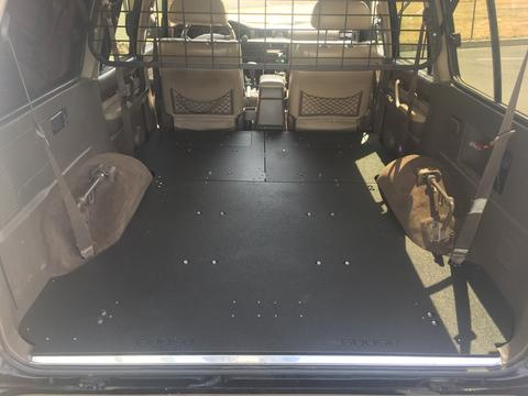 Land Cruiser 80 Series Low Profile Sleep Platforms are here.