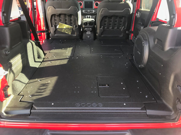 Jeep JLU Plate Systems are Now Available for Certain Models