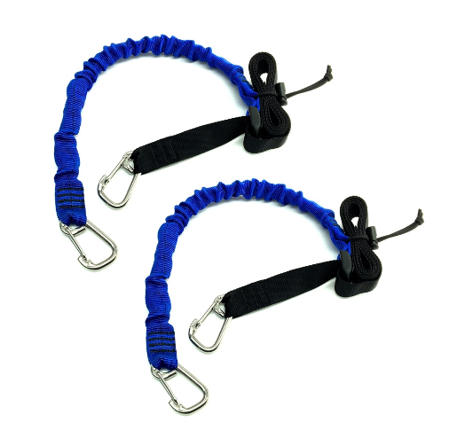 Now Available - Lab-Rak Shok Straps - The best gear tie down method we have found