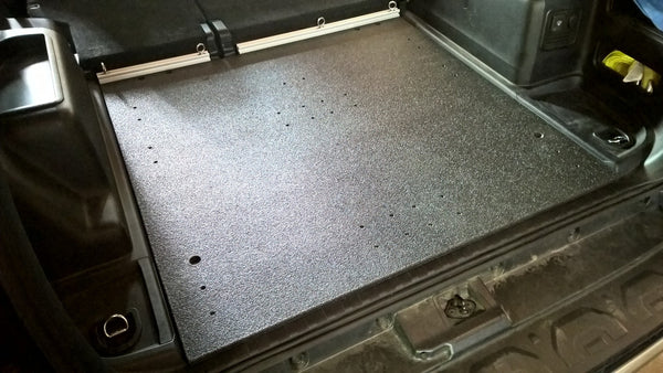 Goose Gear Plate System for SUV's