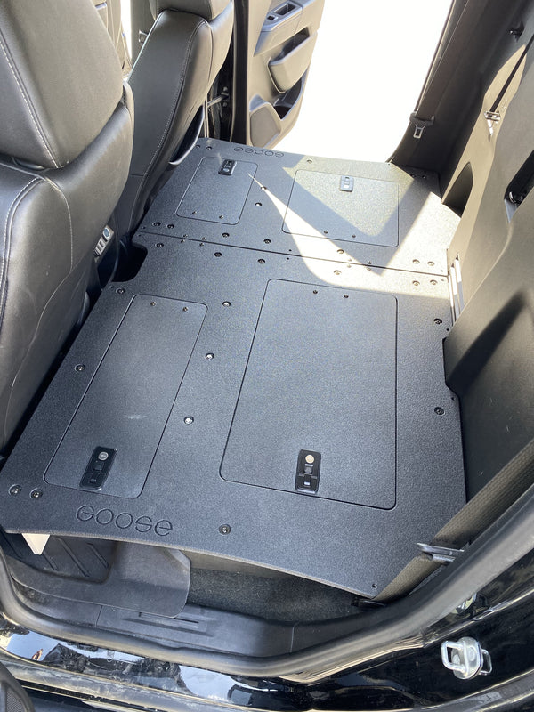 Chevy Colorado & AEV Bison Rear Seat Deletes are here!