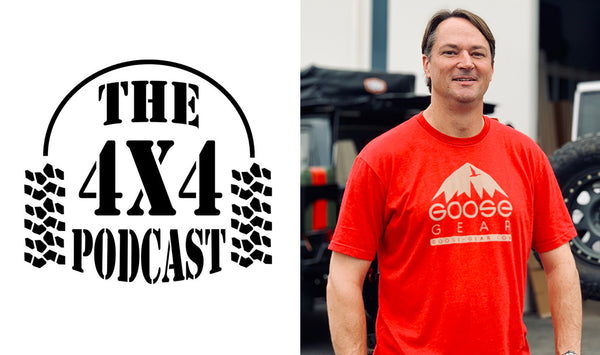 The 4x4 Podcast Interview
