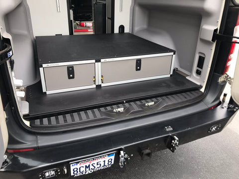 Winnebago Revel Short Drawer System