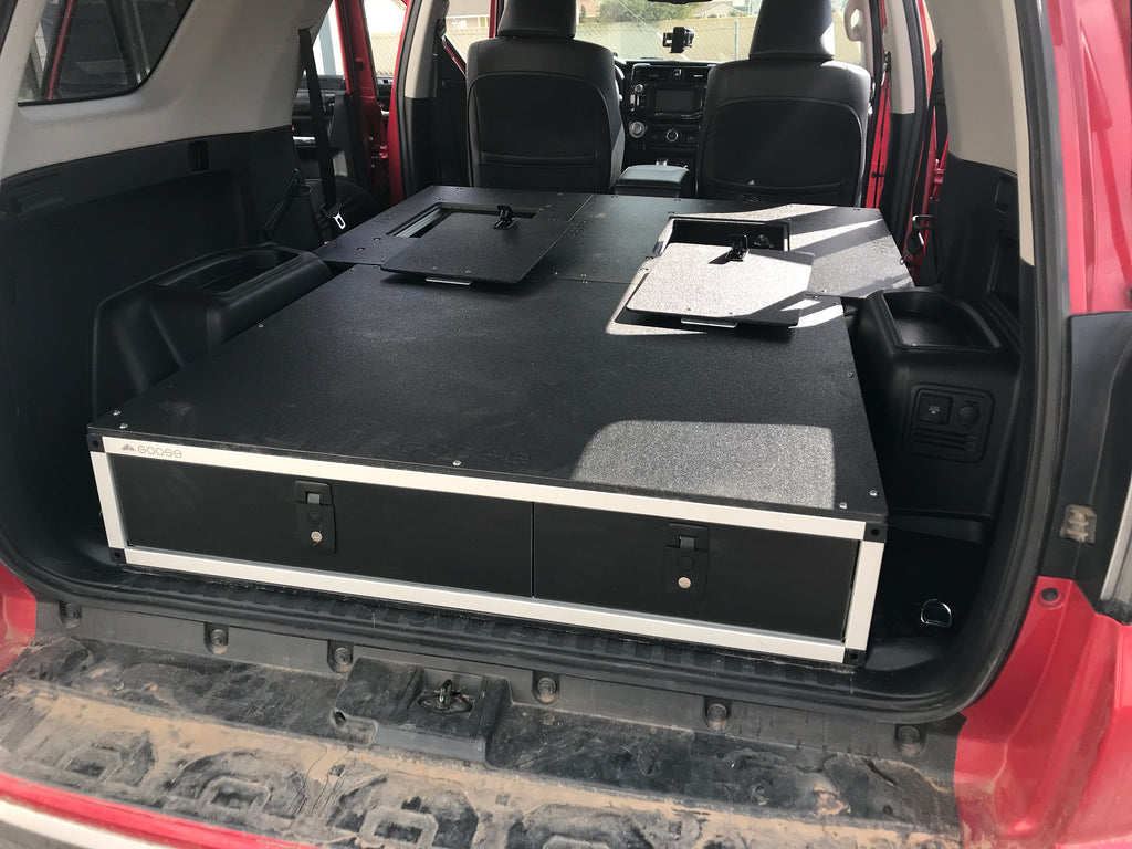 Stealth Sleep And Storage Package For 4runner 5th Gen Goose Gear