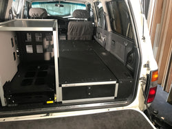 Ultimate Chef and Sleeping Package for Land Cruiser 80