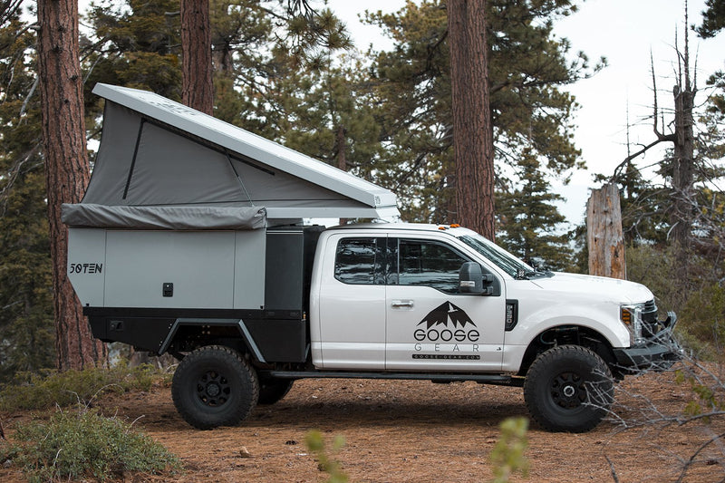 FiftyTen USA Full-Size Cabin and Tent