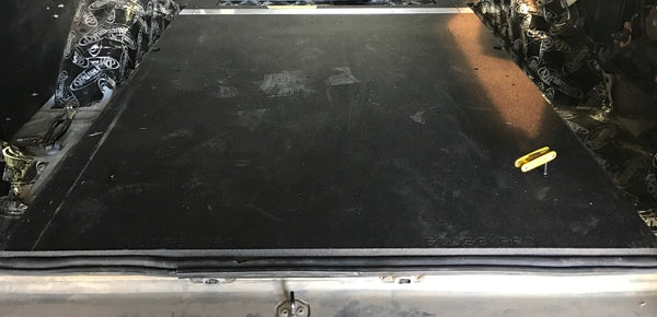 Ford Excursion Plate System