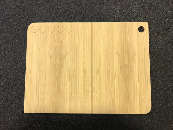 Goose Gear Cutting Board