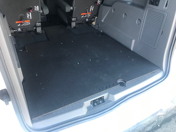 Ford Transit Connect LWB Plate System