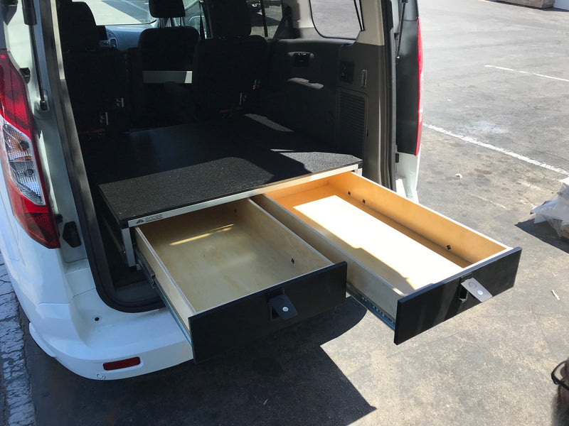 "Side x Side Drawer Module - 43 3/8"" Wide x 40"" Depth Transit"