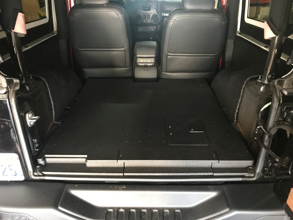 Jeep JK 2 Door Plate Systems