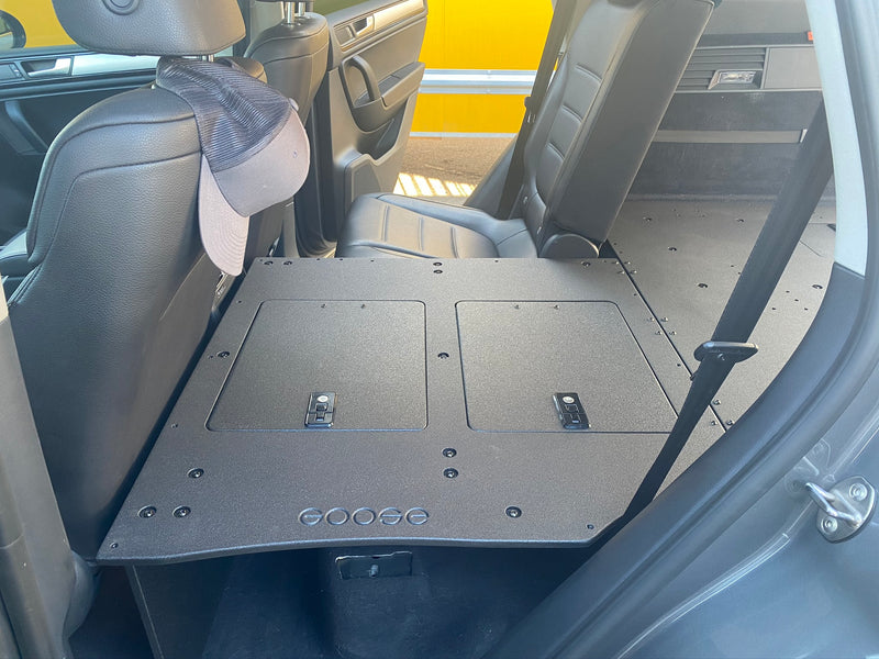 Porsche Cayenne Second Row Seat Deletes 2nd Gen 2011-2017