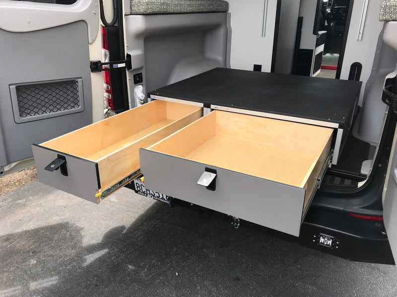 Winnebago Revel Base Drawer System