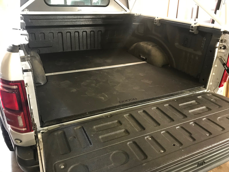 Ford F150 Rear Plate 13th Gen 2015-Present