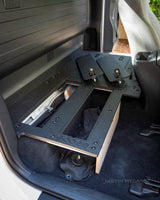 Tacoma Access Cab 2nd Row Seat Delete for 3rd Generation WITHOUT FACTORY SEATS